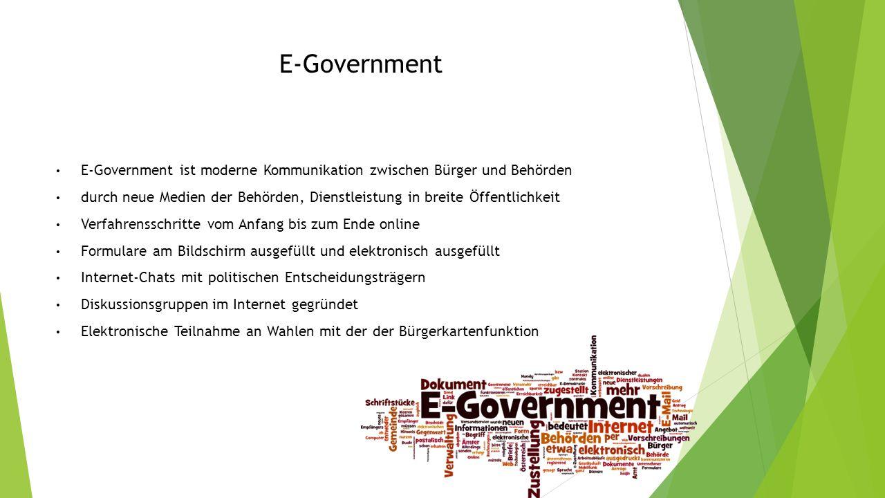 E-Government in Österreich E-Government in Österreich hat großen Stellenwert 2005 hat PDÖ E-Government gegründet Unter PDÖ laufen alle Projekte zusammen Vorteil des gemeinsamen Vorsitzes: Realisierung abgstimmt leere Kilometer vermieden Reinhard Posch hat Führung der PDÖsterreich.