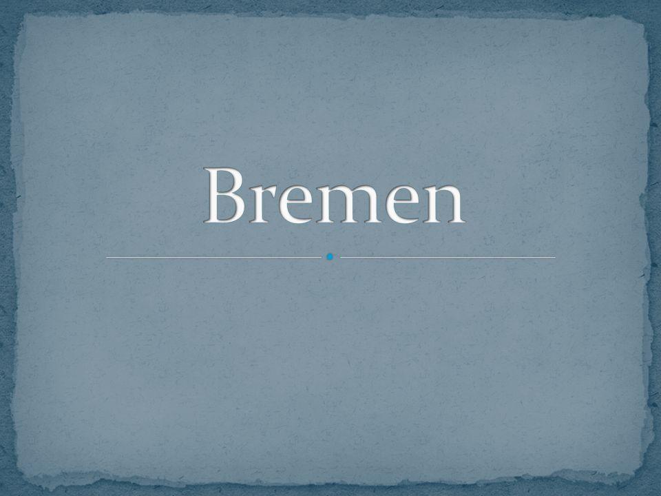 """782 Erste schriftliche Erwähnung Der Missionar Willehad schrieb: """"… hat man uns aus Bremen vertrieben und zwei Priester erschlagen. 787 wird durch Karl den Großen das Bistum Bremen gegründet 1623 In Bremen-Vegesack wird von Holländern der erste künstliche Hafen Deutschlands angelegt 1815 erhält Bremen auf dem Wiener Kongress den Status eines souveränen Staates."""