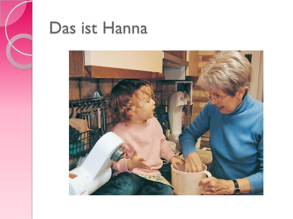Das ist Hanna