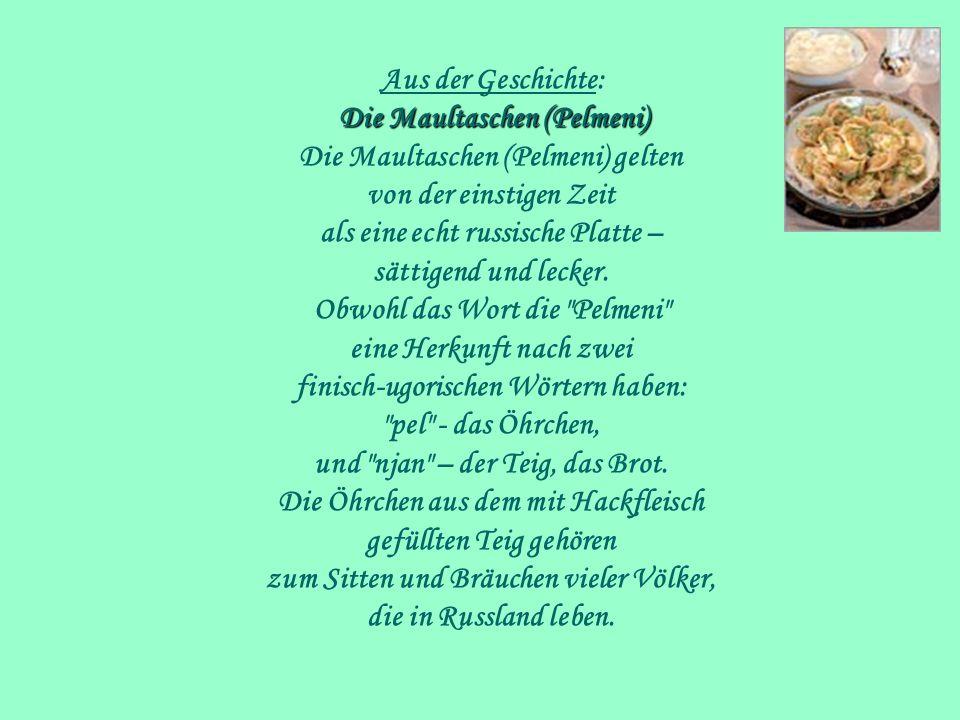 Meerkohl « unter dem Pelz »: Rübe 3 Stück Kartoffel 3 Stück Meerkohl mariniert 150-200gr Hering 2 Stücke (etwa 300gr) Zwiebel 1 Stück.