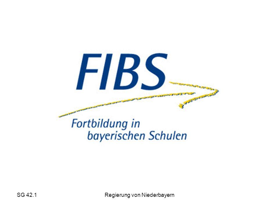 SG 42.1Regierung von Niederbayern