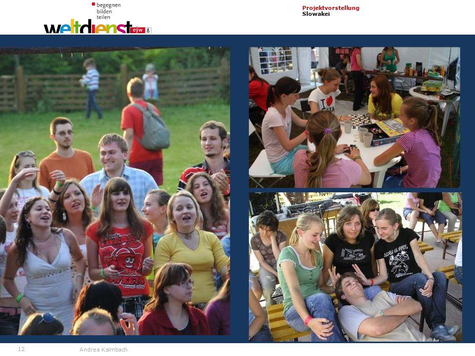 12 Projektvorstellung Slowakei Andrea Kalmbach