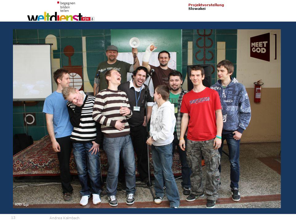 13 Projektvorstellung Slowakei Andrea Kalmbach