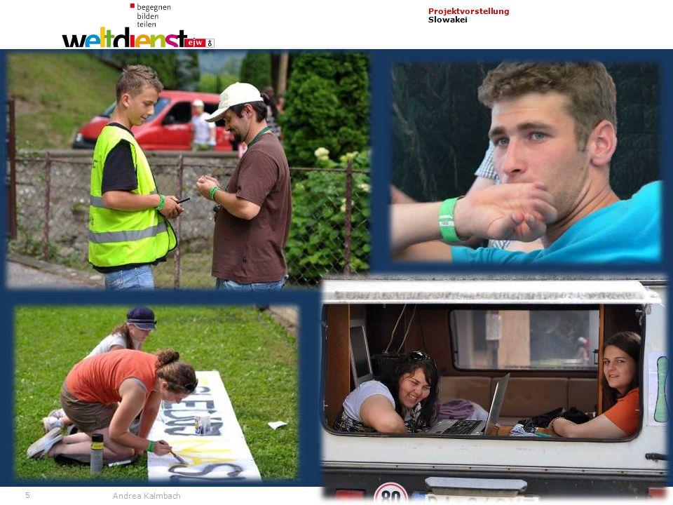 5 Projektvorstellung Slowakei Andrea Kalmbach