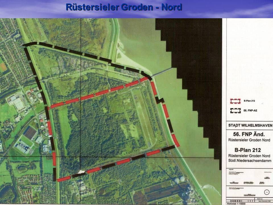 Rüstersieler Groden - Nord