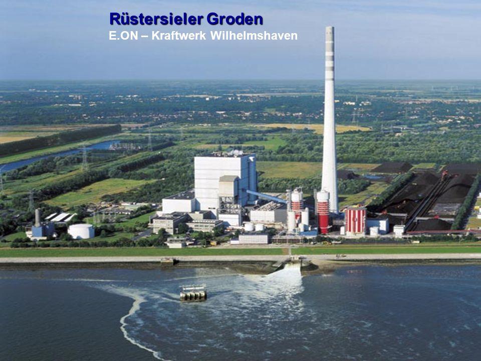 Rüstersieler Groden E.ON – Kraftwerk Wilhelmshaven