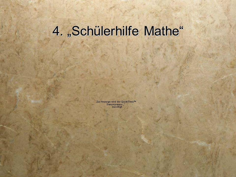 "4. ""Schülerhilfe Mathe"