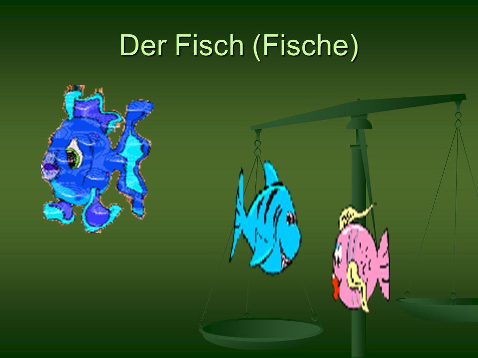 Der Fisch (Fische)