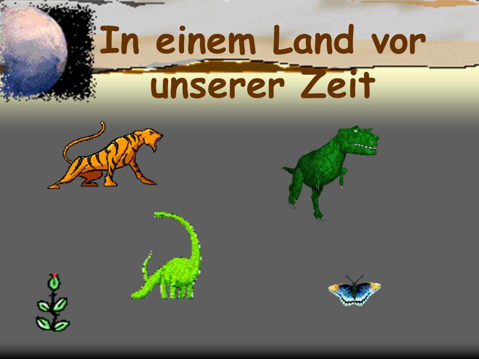 DINOSAURIER Wir gestalten unser Dinosaurierbüchlein 1.Trage die fehlenden Wörter ein.
