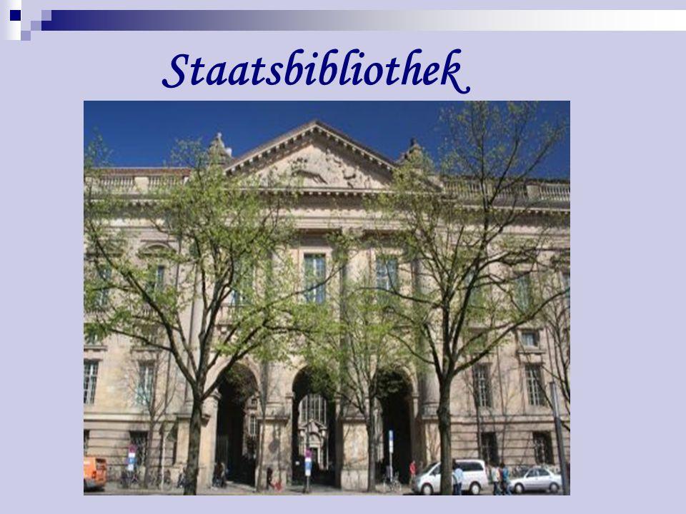 Unter den Linden ist die Hauptstraße Berlins