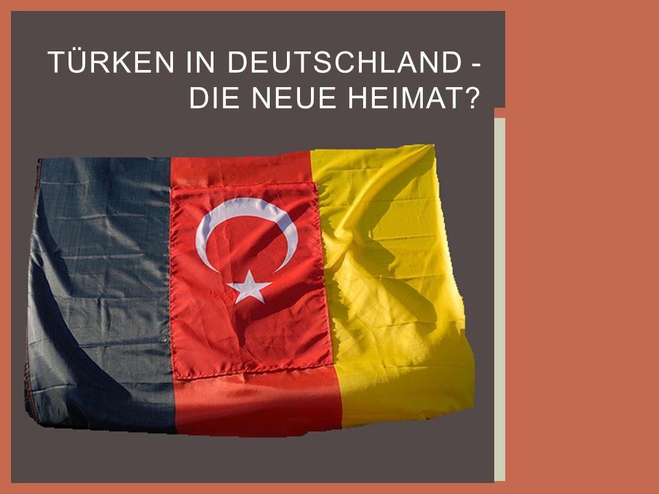  Im Jahre 1961 schloss die Türkei mit der Bundesrepublik Deutschland ein Anwerbeabkommen zur Anwerbung türkischer Arbeitskräfte.