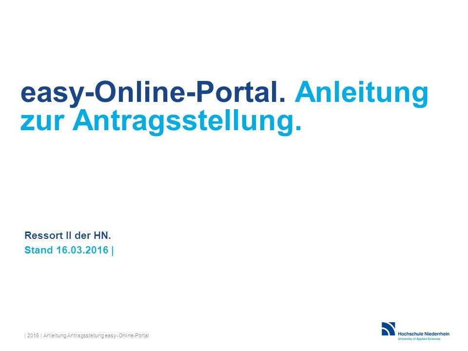 easy-Online-Portal.Anleitung zur Antragsstellung.