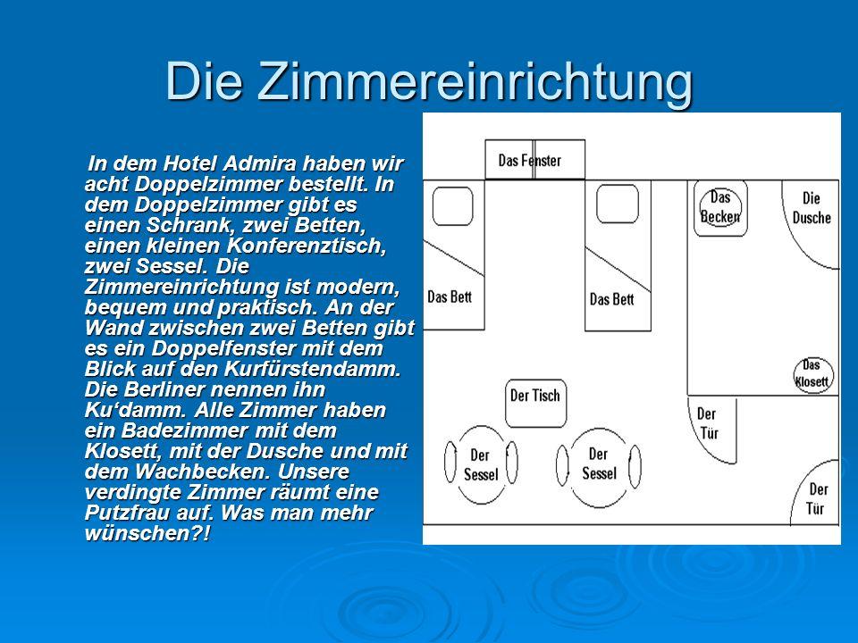 Das Gespräch Unsere Gruppe A- Die Lehrerin B- Die Männer C- Die Kindern (oder ein Schiller )  A- Liebe Kindern, wir möchten nach Berlin fahren.
