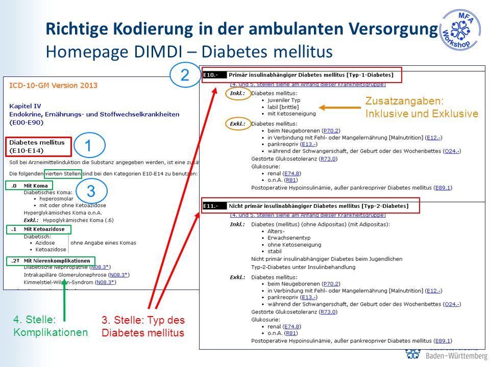 231 Richtige Kodierung in der ambulanten Versorgung Homepage DIMDI – Herzkrankheiten
