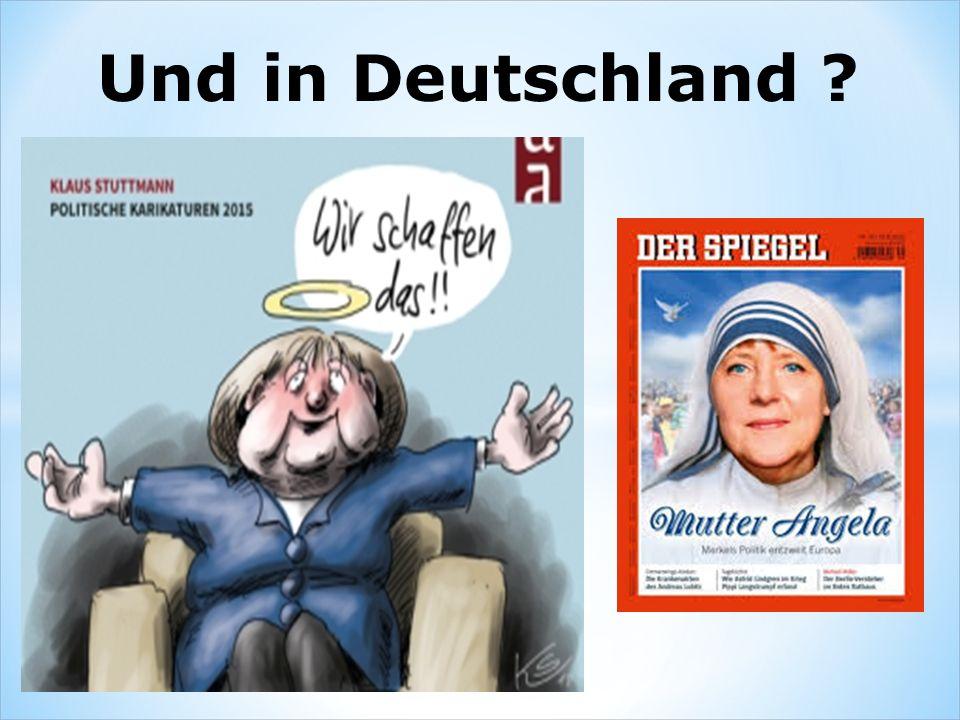 Und in Deutschland ?