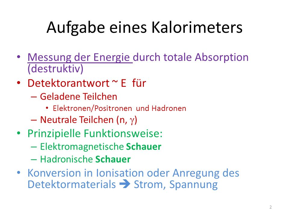muons photons 13