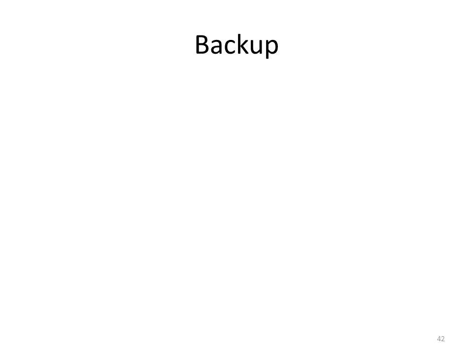 Backup 42