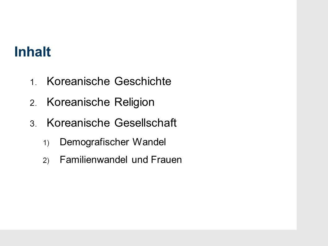 3 Koreanische Geschichte und Gesellschaft | Evangelische Stadtakademie Bochum |Eun Jung Park | 27.