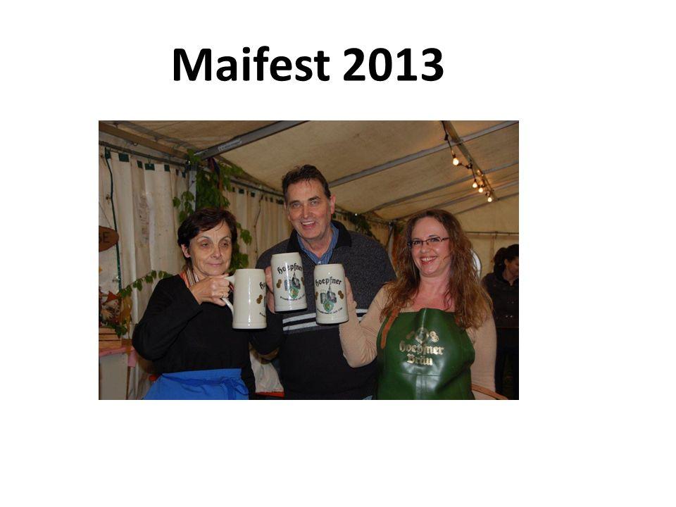 Maifest 2013