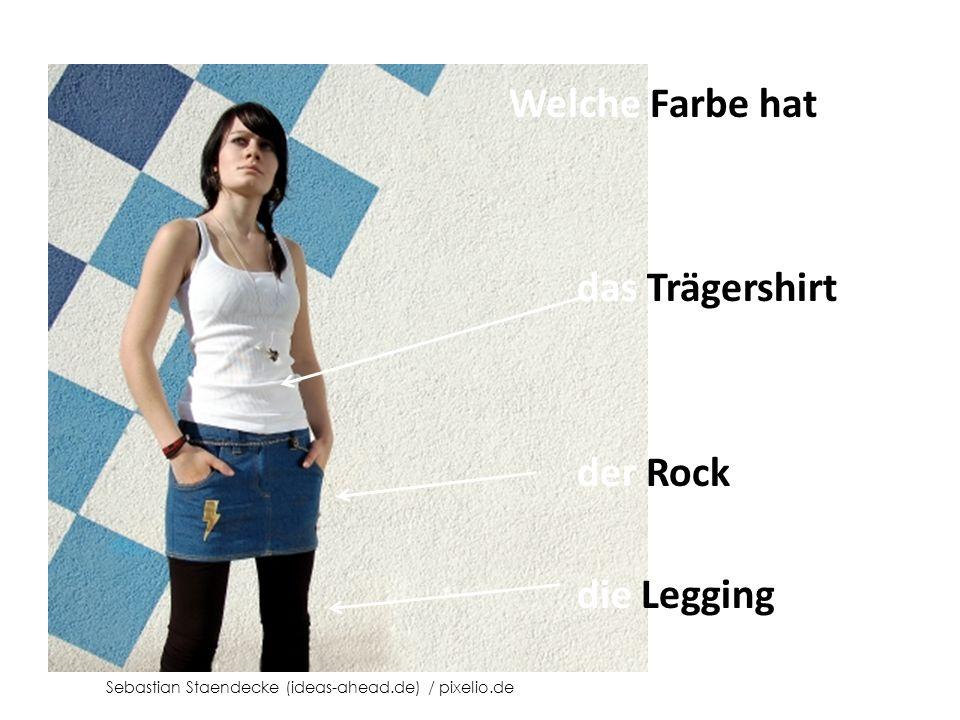 Welche Farbe hat das Trägershirt der Rock die Legging Sebastian Staendecke (ideas-ahead.de) / pixelio.de