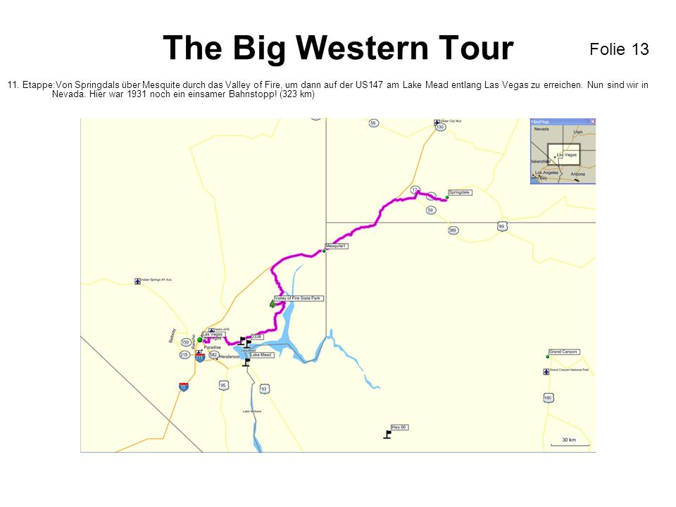 The Big Western Tour 11.