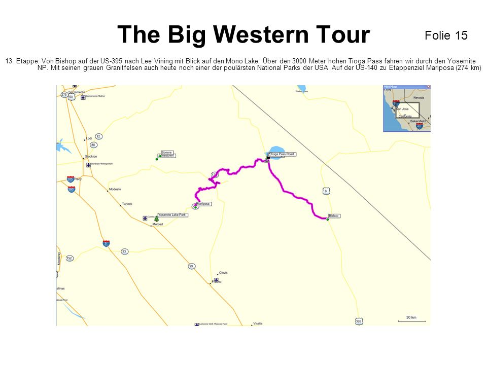 The Big Western Tour 13.