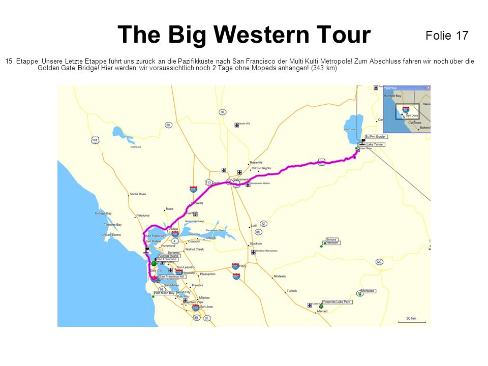 The Big Western Tour 15.