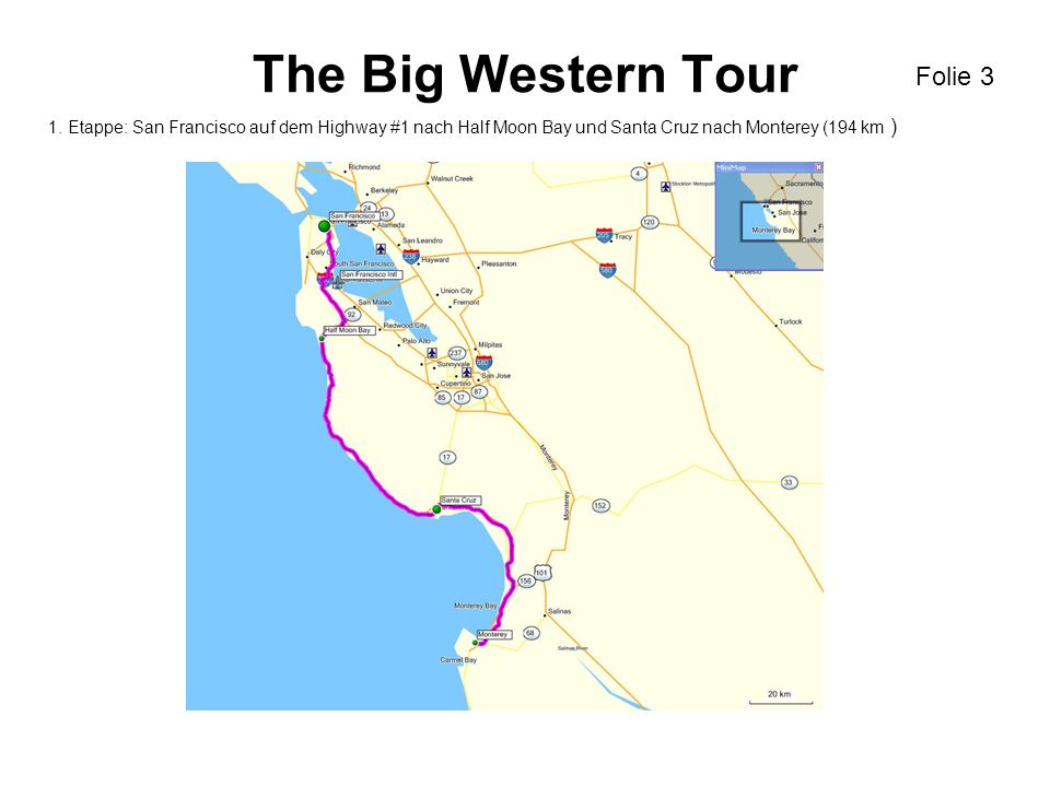 The Big Western Tour 1.