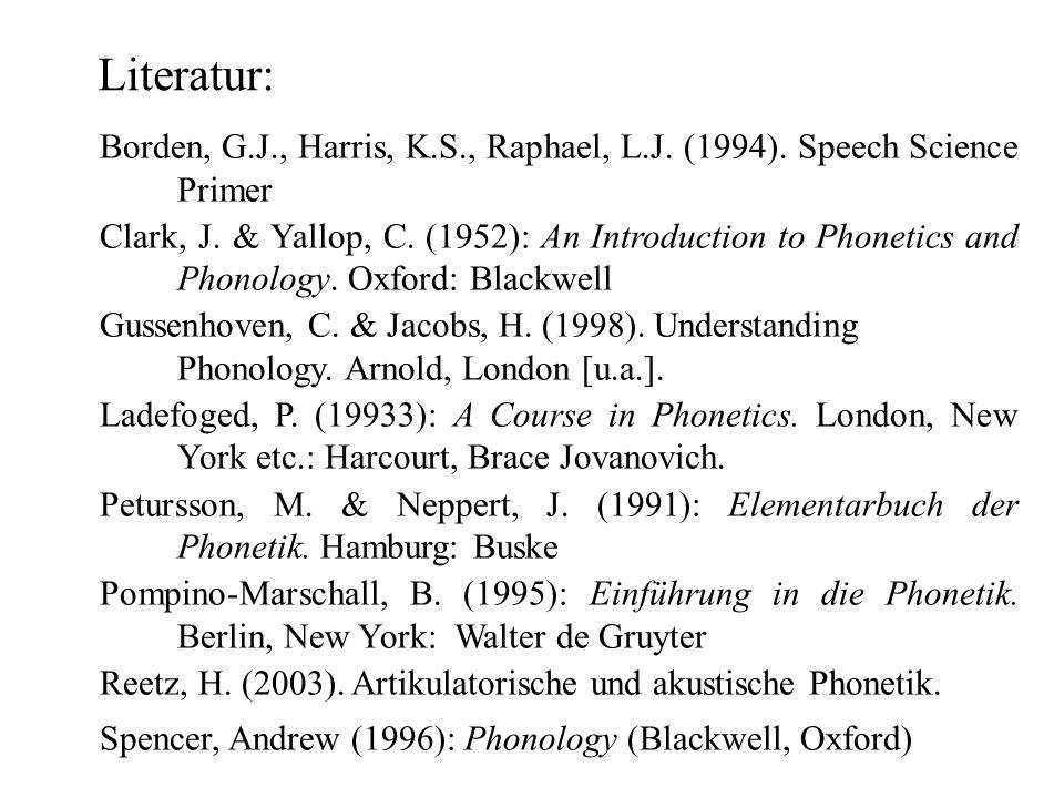 Borden, G.J., Harris, K.S., Raphael, L.J. (1994).