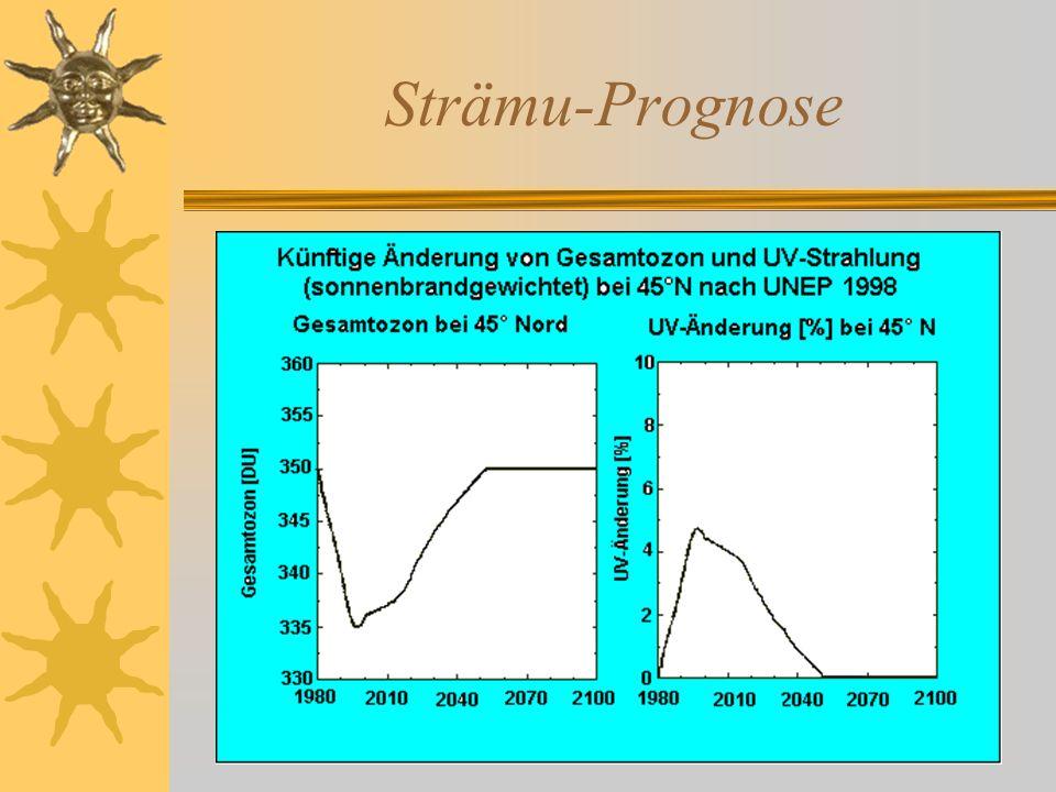 Strämu-Prognose