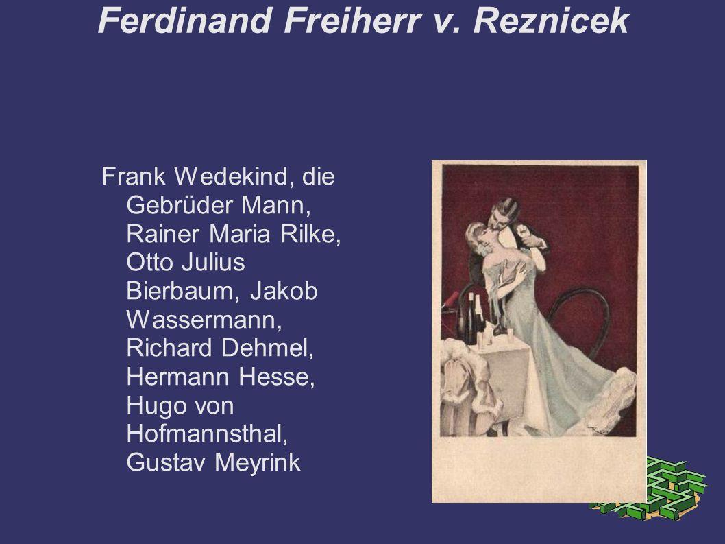 Ferdinand Freiherr v.