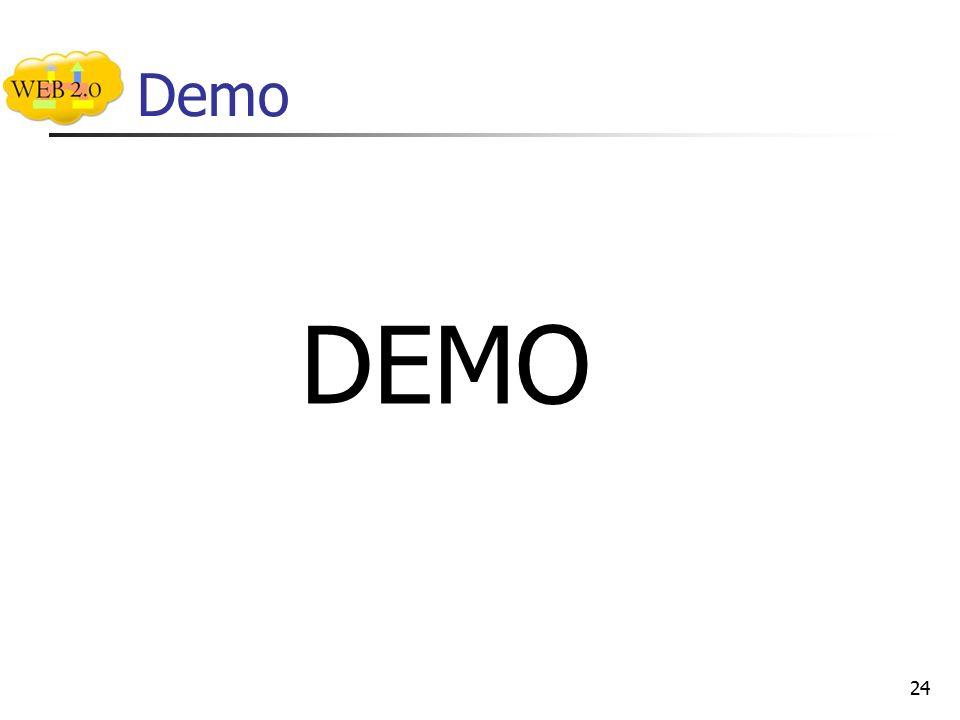 Demo DEMO 24