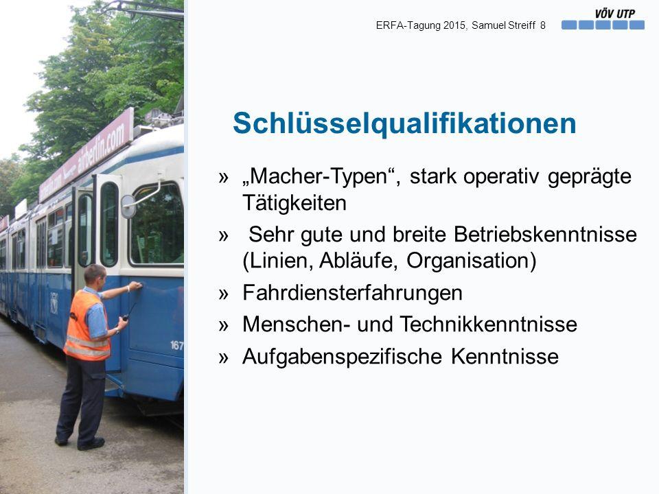 """»""""Macher-Typen"""", stark operativ geprägte Tätigkeiten » Sehr gute und breite Betriebskenntnisse (Linien, Abläufe, Organisation) »Fahrdiensterfahrungen"""