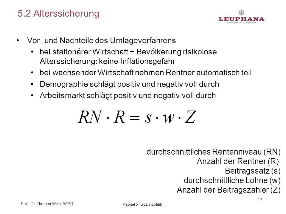 Prof. Dr. Thomas Wein, WIPO 18 Kapitel 5