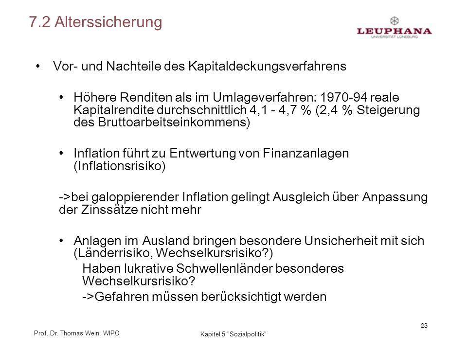 Prof. Dr. Thomas Wein, WIPO 23 Kapitel 5