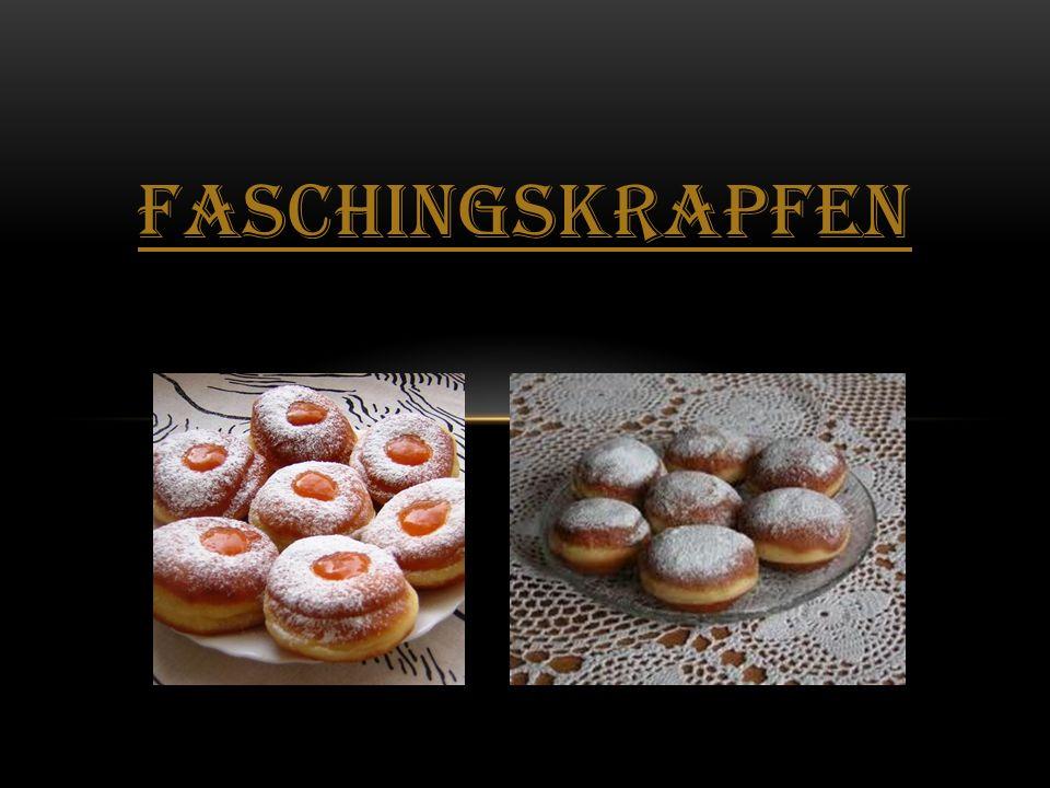 FASCHINGSKRAPFEN