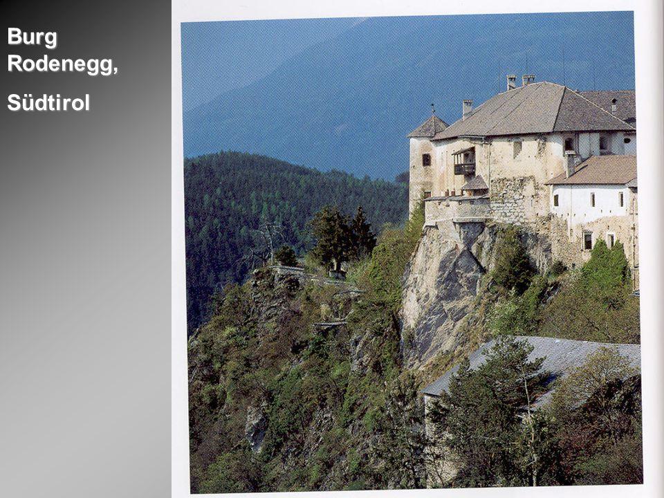 Burg Rodenegg, Südtirol