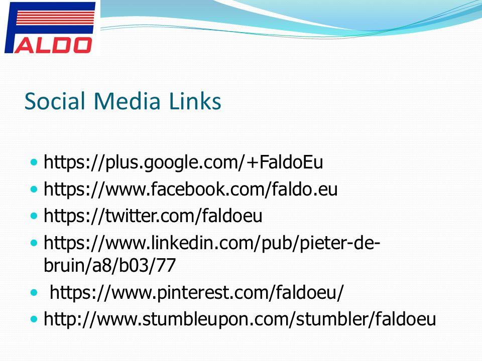 Social Media Links https://plus.google.com/+FaldoEu https://www.facebook.com/faldo.eu https://twitter.com/faldoeu https://www.linkedin.com/pub/pieter-