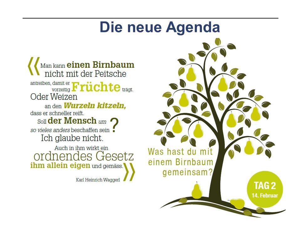 Die neue Agenda