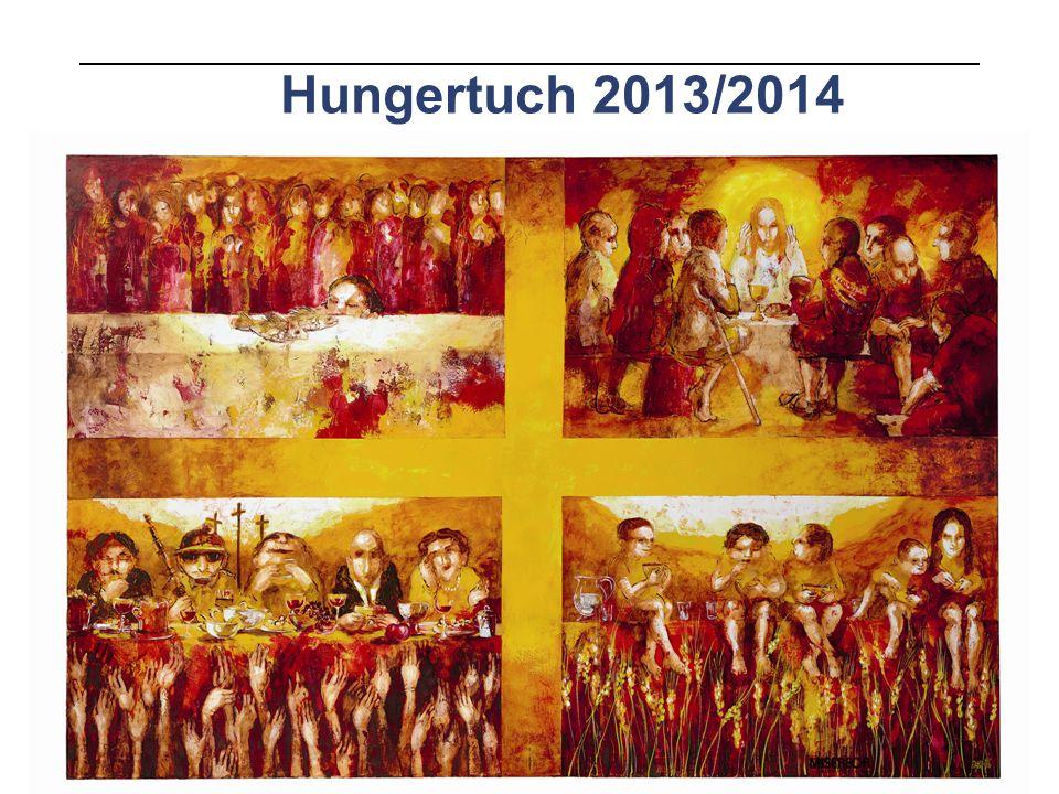 Hungertuch 2013/2014