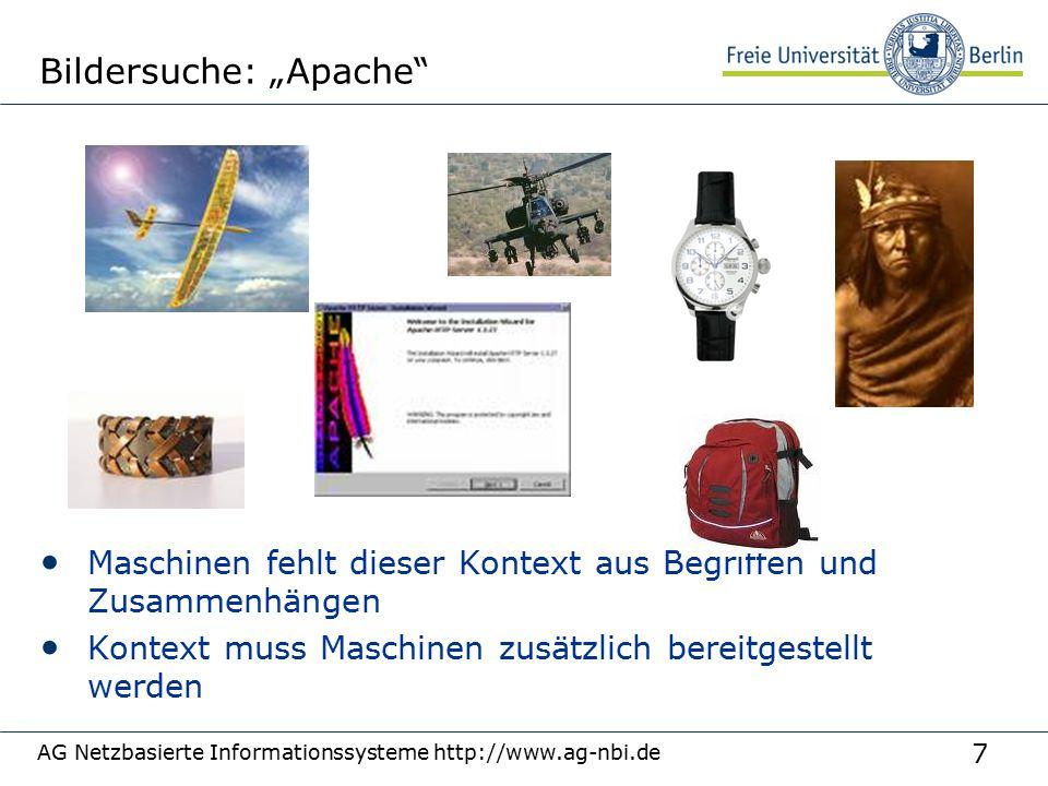 """7 Bildersuche: """"Apache"""" Maschinen fehlt dieser Kontext aus Begriffen und Zusammenhängen Kontext muss Maschinen zusätzlich bereitgestellt werden AG Net"""