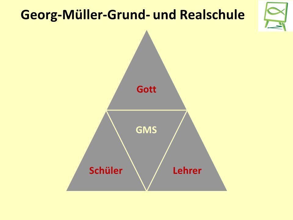 Georg-Müller-Grund- und Realschule GottSchüler GMS Lehrer