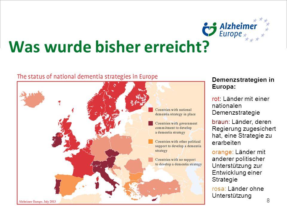 9 Für weitere Information: www.alzheimer-europe.org