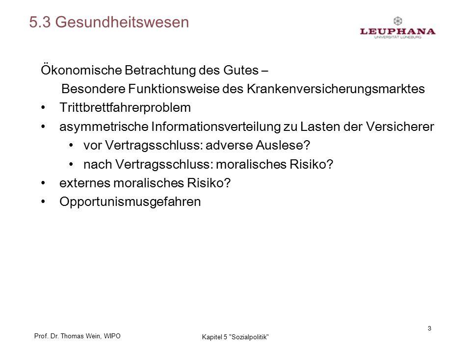 Prof. Dr. Thomas Wein, WIPO 3 Kapitel 5
