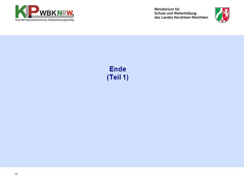Ende (Teil 1) 18