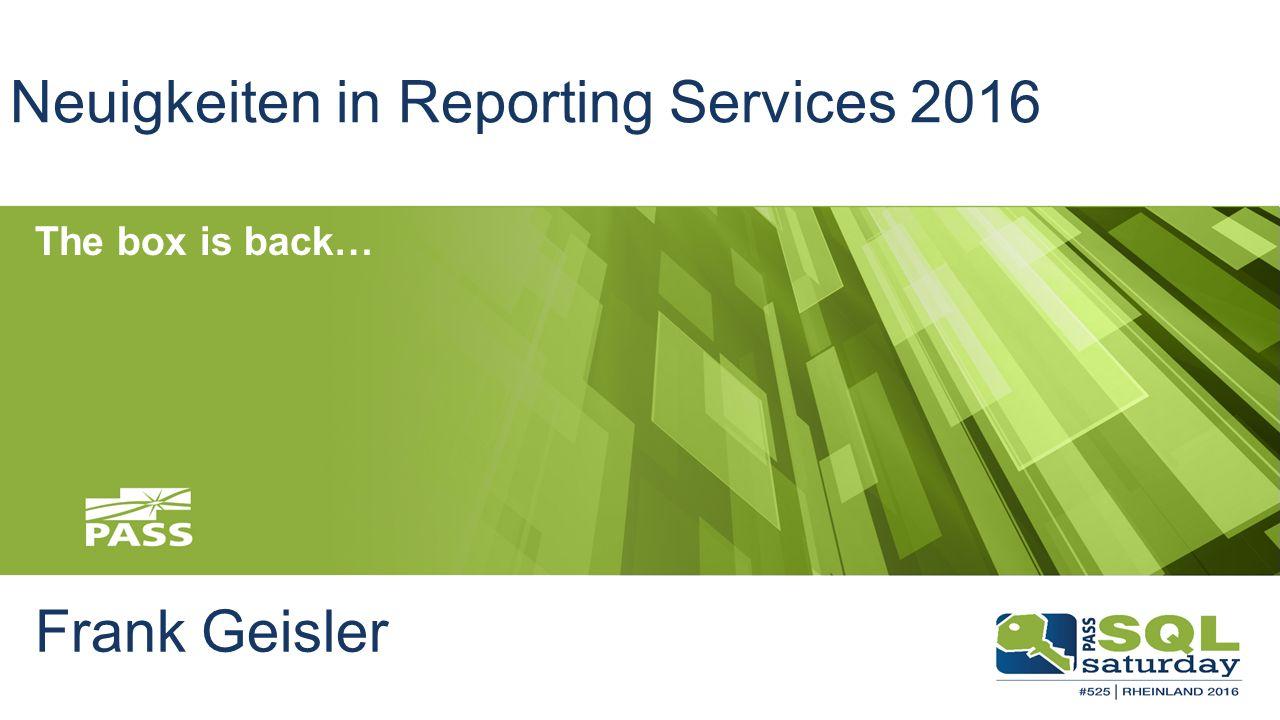 Es gibt vier Microsoft BI Berichtsarten Power BI Interaktive Berichte Excel Tabellenkalkulation Report Builder / VS Seitenbasierte Berichte Datazen Mobile Berichte