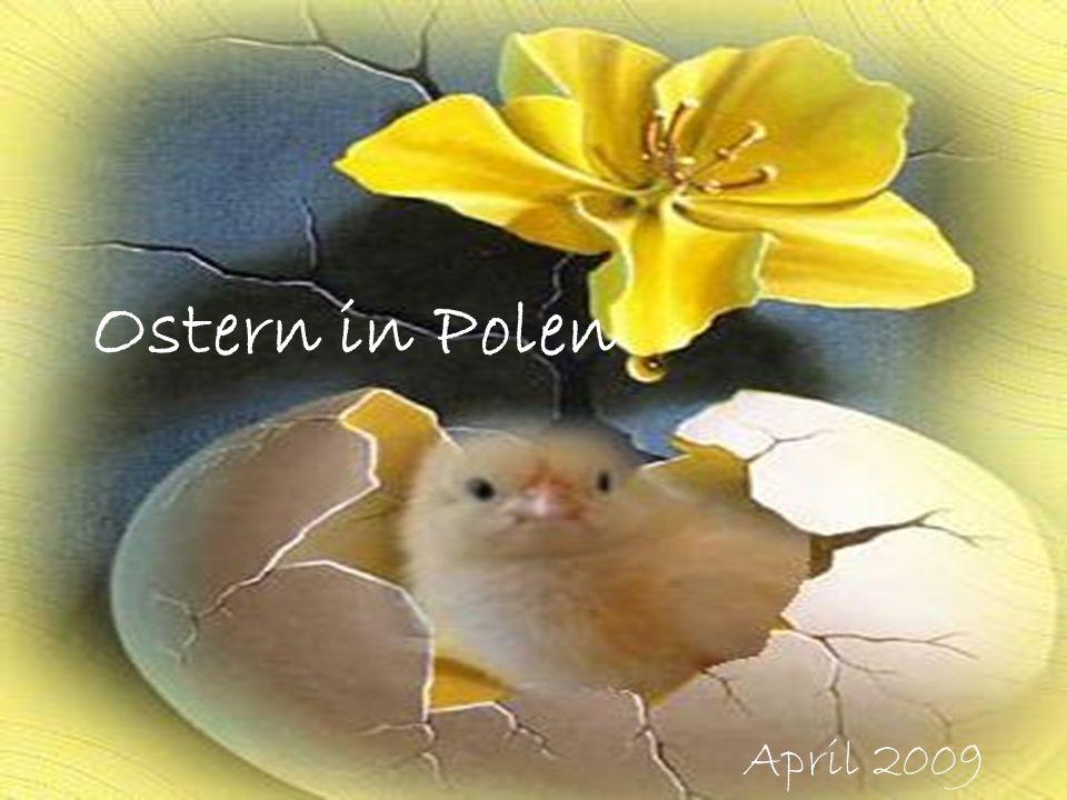 Ostern in Polen April 2009