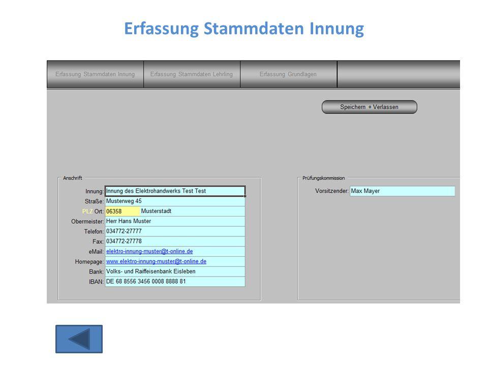 Sammelbewertung Tel 2 Prüfung 1 Die Berechnung erfolgt aus den in den Grundlagen hinterlegten Wichtungen der einzelnen Prüfungsteiele Entsprechend dem erreichten Prüfungsergebnis wird automatisch kommentiert...