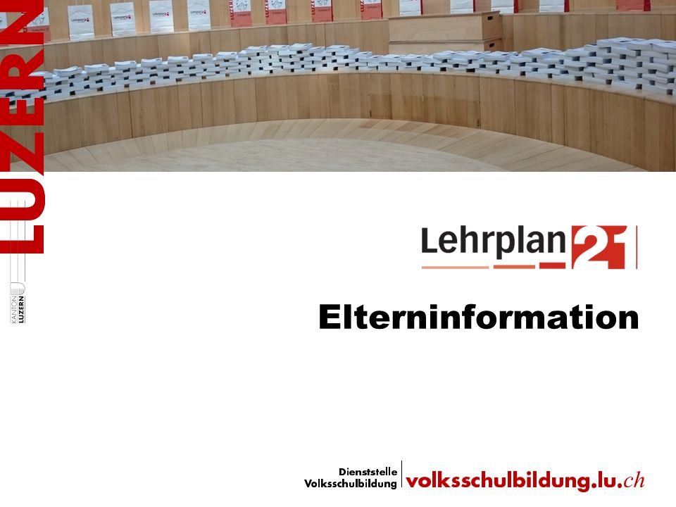 Elterninformation Arena - Schule Root