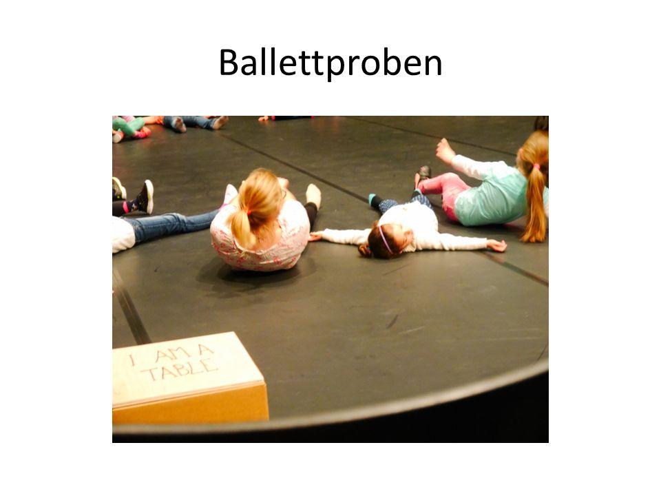Ballettproben